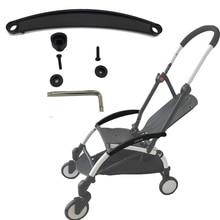 Acessórios para babyzen yoyo carrinho de bebê carrinho de criança lado punho braço cerca para yoya organizador babytime assembléia moldura lateral