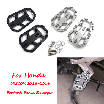 OLPAY, extensión de reposapiés de clavijas de Pedal para motocicleta Honda CB500X CB500 X CB500-X 2015-2019