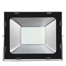 100W LED Ultrathin Flood Light 220 Outdoor Spotlight Basketball Courts Football Fields Gardens Floodlight
