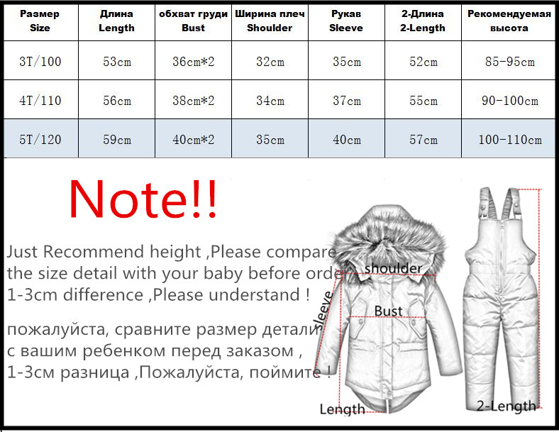 Orangemom Brand Children Down Jacket Set Baby Boys Girls Hoodiesclothes Winterwith Big Fur Collar For Winter Wear in Down Parkas from Mother Kids