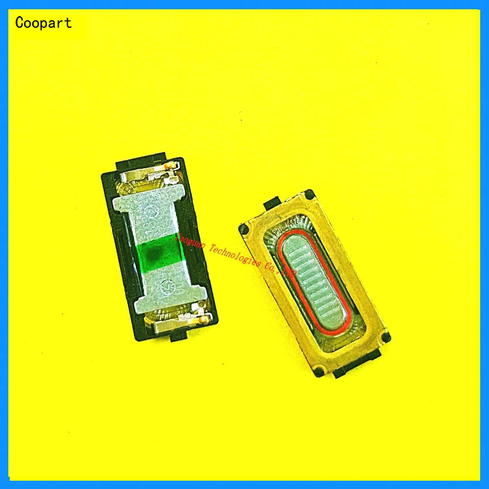 2pcs/lot Coopart New Earpiece Top Ear Speaker Replacement For Nokia Lumia 210 808 920 820 625 Asha 301 306 305 High Quality