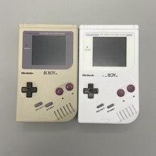 GB DMG עם חדש מעטפת בהירות LCD באופן מקצועי משופץ עבור GameBoy DMG GB
