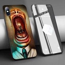 Coque Anton Semenov suave de la caja del teléfono de silicona para iPhone 11 Pro Max X 5S 6 6S XR XS Max 7 8 Plus caso de la cubierta del teléfono