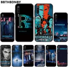American TV Riverdale Series Black Phone Case bumper For Xiaomi Redmi 4x 5 plus 6A 7 7A 8 mi8 8lite 9 note 4 5 7 8 pro fractions bumper book ages 5 7