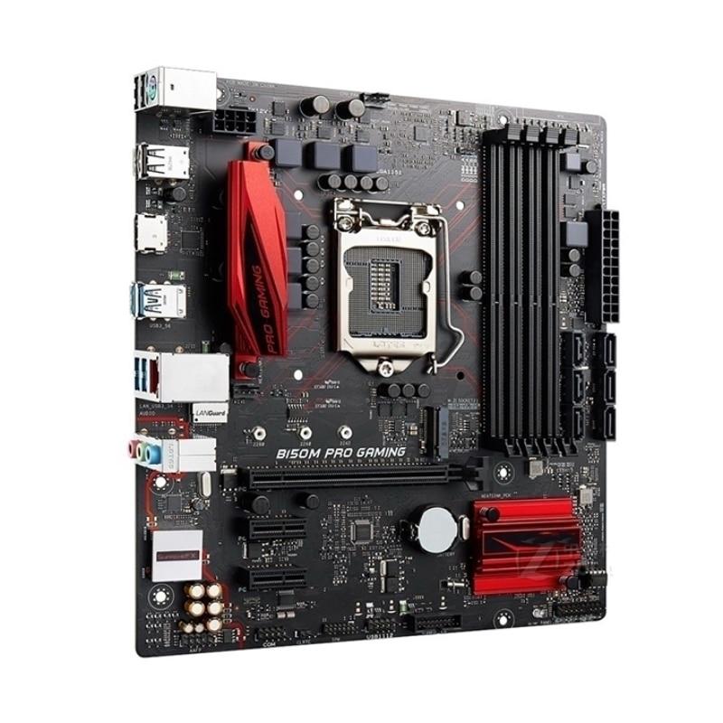 For ASUS B150M PRO GAMING Desktop motherboard MB Intel B150 LGA1151 micro ATX DDR4 64GB M.2 SATA3.0 USB3.0 2