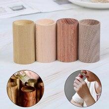 1 pc olejek dyfuzor drewna rozpylacz zapachów drewniane dyfuzor do aromaterapii pomoc w leczeniu zaburzeń snu Home Decor kadzidła dostaw