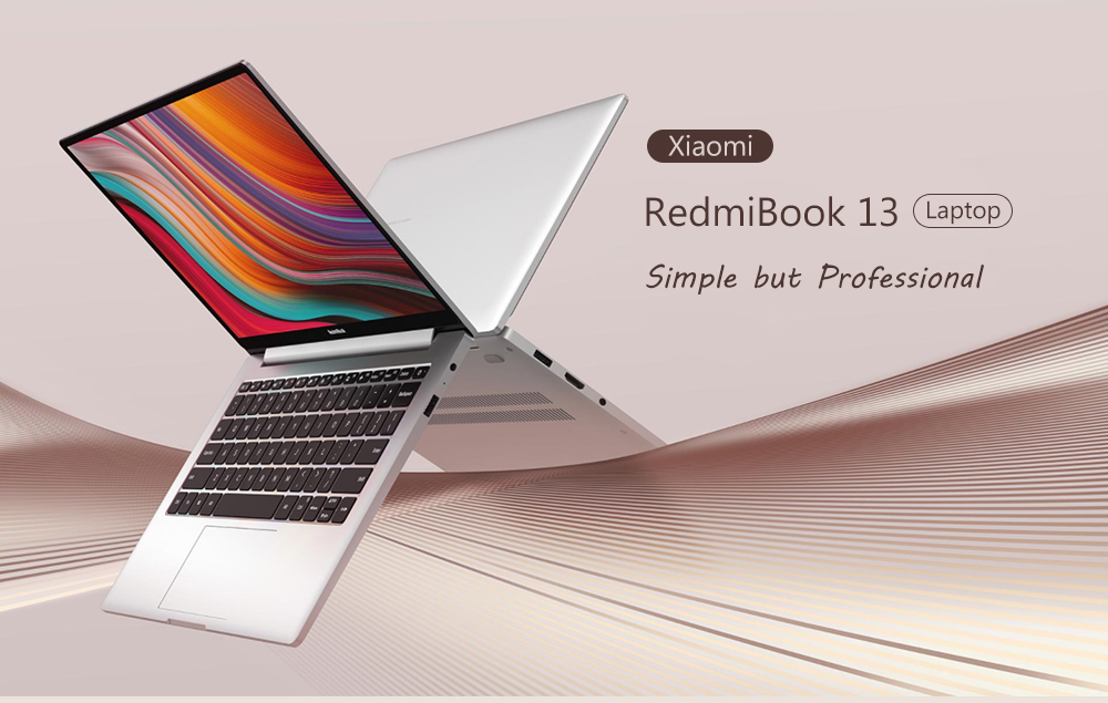 Xiaomi RedmiBook 13 13.3 inch Notebook 8GB / 512GB Laptop