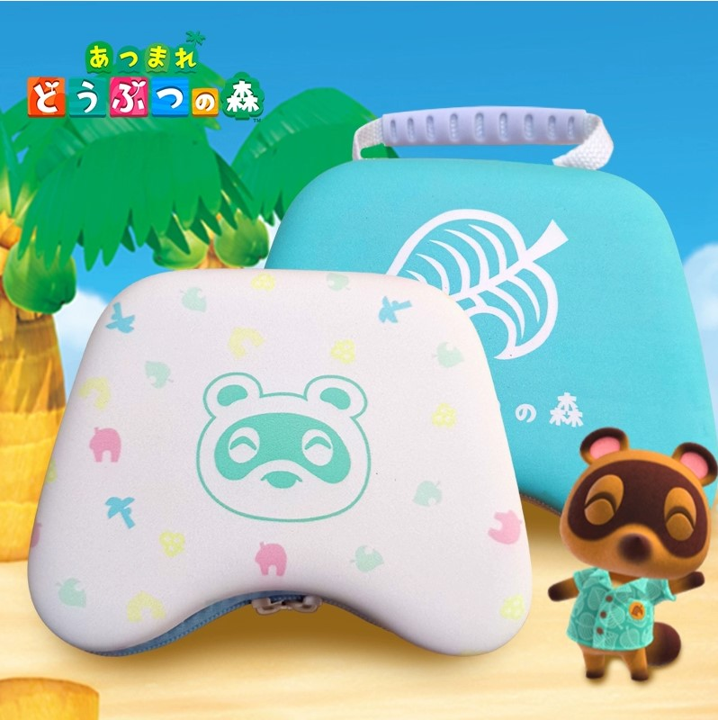 Animal Crossing NS Pro XBOX-One Controller Storage Case For Nintendo Switch Carrying Travel Bag for Nintendoswitch Accessories