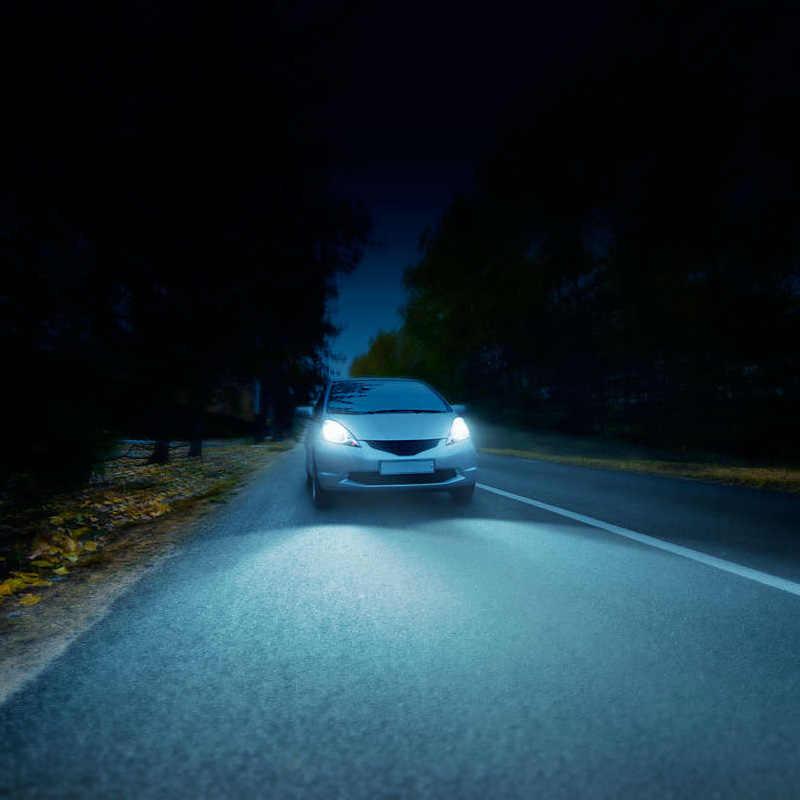 Philips LED H4 H7 H8 H11 H16 9005 9006 9012 HB3 HB4 H1R2 White Light Ultinon Essential LED Car 6000K Auto Headlight Lamps 2X