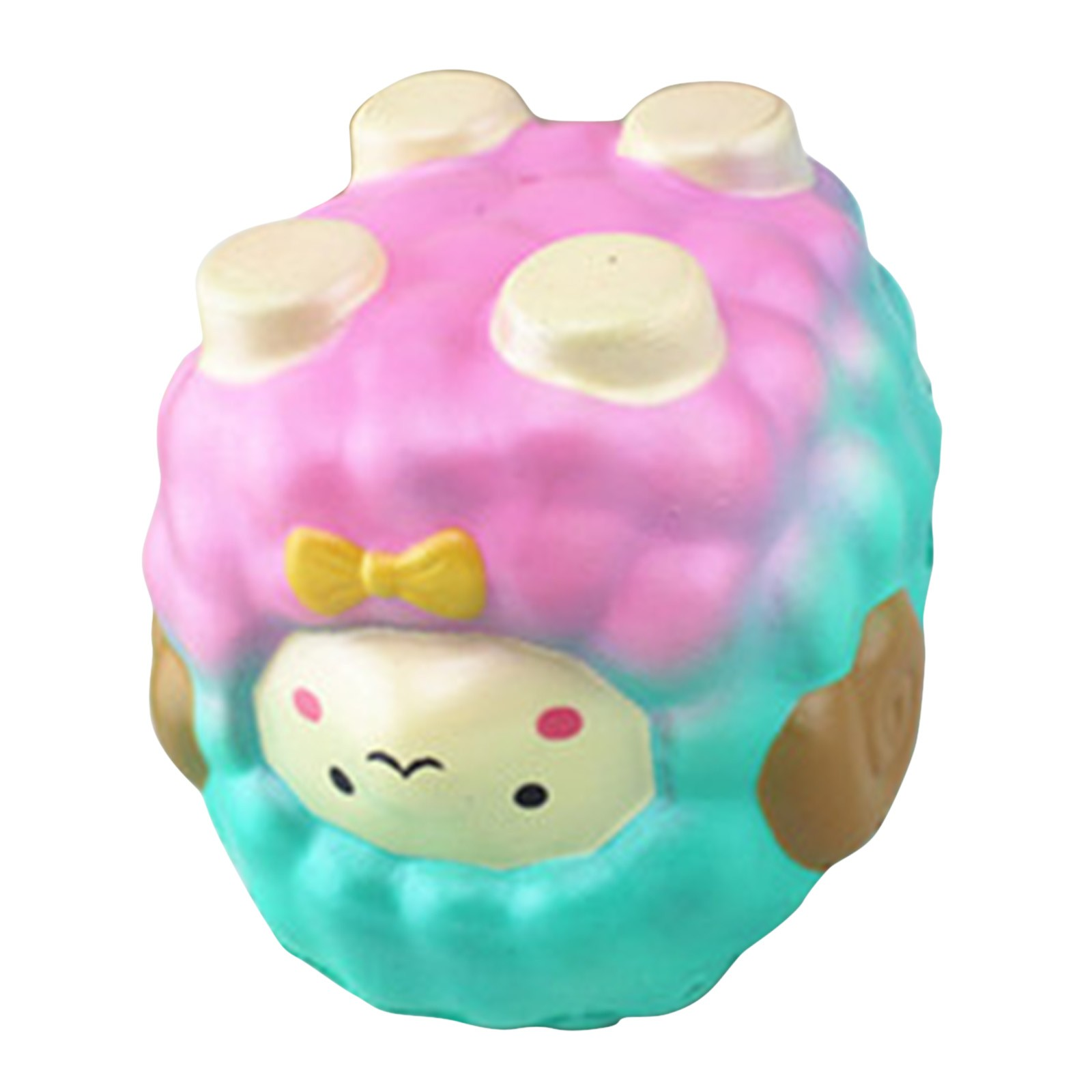 Adorable Llamas Alpacas Slow Rising Squeezed Toys Fruit Scented Squeezed Stress Relief Toys Decompression Toy For Children img4