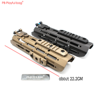 Outdoor sports fun toys jinning10 ACR fishbone handguard Remington CNC modified accessories appearance guide od37