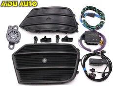 Front OPS 4K aktualizacja do zestawu czujników parkowania 8K Park Pilot dla Audi Q3 8U