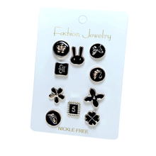 HL10pcs/lot Metal Snap Convenient Buttons Suit cufflinks Anti-glare Buttons No-sewing Apparel Accessories