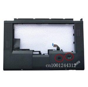 Nowy oryginalny dla Lenovo Thinkpad T530 T530i W530 wielkie litery podpórce pod nadgarstki klawiatura Bezel pokrywa/z otworem na odciski palców FRU: 04X4609