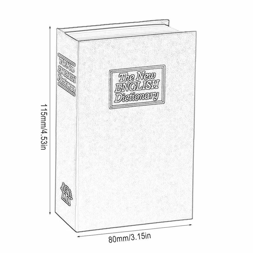 Kreatif Kotak Buku Kamus Asuransi Kotak Eropa Kreatif Simulasi Buku Brankas Mini Tangki Penyimpanan