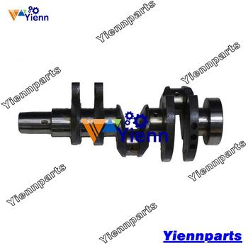 Wał korbowy silnika 3TNE88 do Yanmar koparko-ładowarka części zamienne do napraw silników diesla 3tne88-rzn-rzncb-rn2cb tanie i dobre opinie Yienn