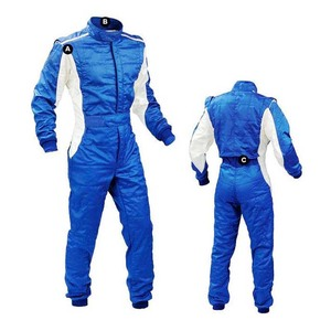Image 4 - Personality bright color car kart racing suit and white light spot drift racing car cloth bike racers jackets