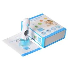 1 шт мульти-функциональный термометр 4 в 1 часы/термометры, прикладываемые к уху/температура лба/ушной налобный термометр для детей и взрослых