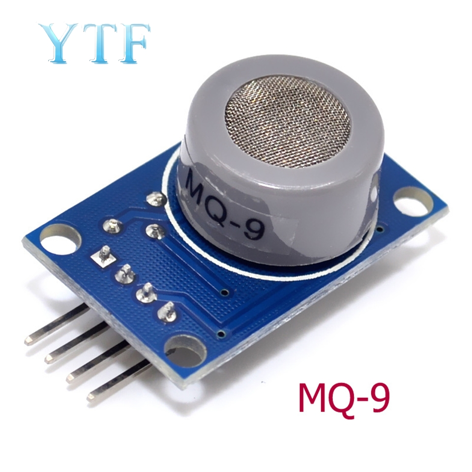 MQ-9 Carbon Monoxide Combustible Gas Sensor Detection Alarm  Module
