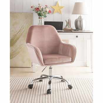 Adjustable Office Chair Lift Gaming Chair Chaise Home Furniture Make Up Chair Ship From US Warehouse