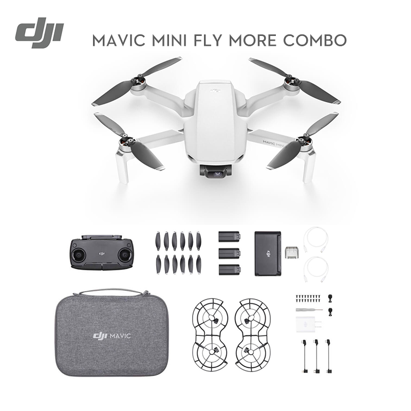 DJI Drone Flight-Time MT1SS5 Mini Brand-New Original with Is Mt1ss5/Fcc-version/Flight-time/.. title=