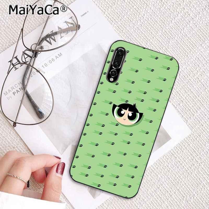 MaiYaCa PowerPuff Girls Phone Case for Huawei P20 P30 P20Pro P20Lite P30Lite PSmart P10 9Lite
