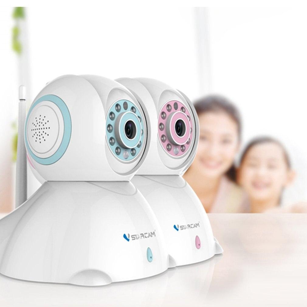 Vstarcam rose sans fil 720P HD caméra intelligente caméra de Surveillance intérieure Vision nocturne Audio bidirectionnelle visionnement multi-flux