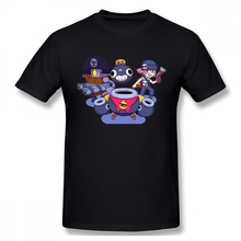 Pirate Squad Brawl Stars t shirt men Casual Fashion Men's Basic Short Sleeve T-Shirt boy girl hip hop t-shirt top tees цена