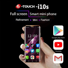 Anica K-TOUCH i10s 2G+16G/3G+32G/3G+64G Smallest mini dual 4G Ultra thin 3.5 Screen Face ID Dual SIM Dual Standby Android 8.1(China)