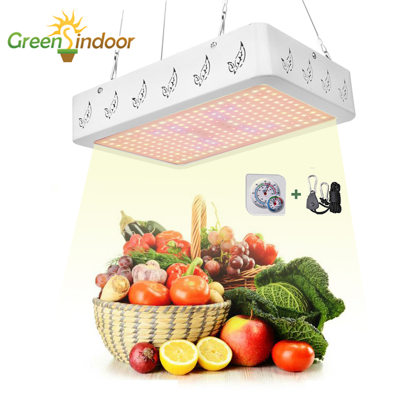 LED Grow Light 1000W 2000W Lamp For Plants Phyto Lamp Full Spectrum For Flower Grow Tent Box Lamp Growing Bloom Indoor Led Light