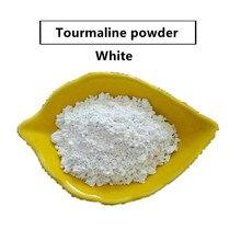 Tourmaline-Powder White Electret Blown-Cloth Nano-Melt