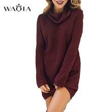 Women's Jumper Turtleneck Sweater Female Jumper Women Warm Sweater