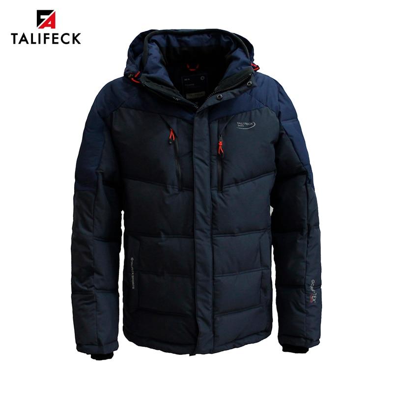 2019 High Quality Men Winter Jacket Cotton Coat Patchwork Padded Jacket Parkas Hombre Stand Collar European Size Men Clothes