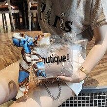 Transparent Jelly Bag Ladies Hand Bags/Korean Style Fashion Women's Shoulder Bag/Crossbody Bag Women стоимость