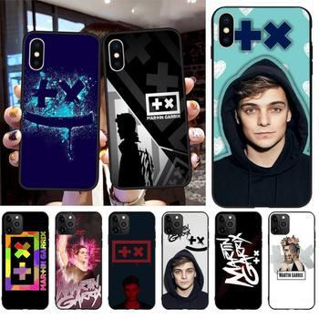 Martin Garrix DJ DIY telefon Fall abdeckung Shell für iphone 12 pro max 11 pro XS MAX 8 7 6 6S Plus X 5S SE 2020 XR fall