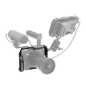 Image 5 - سمولتوير 6D شكل المناسب قفص لكانون EOS 6D هيكل قفصي الشكل للكاميرا مع المدمج في لوحة أركا و أري تحديد موقع الثقوب 2407