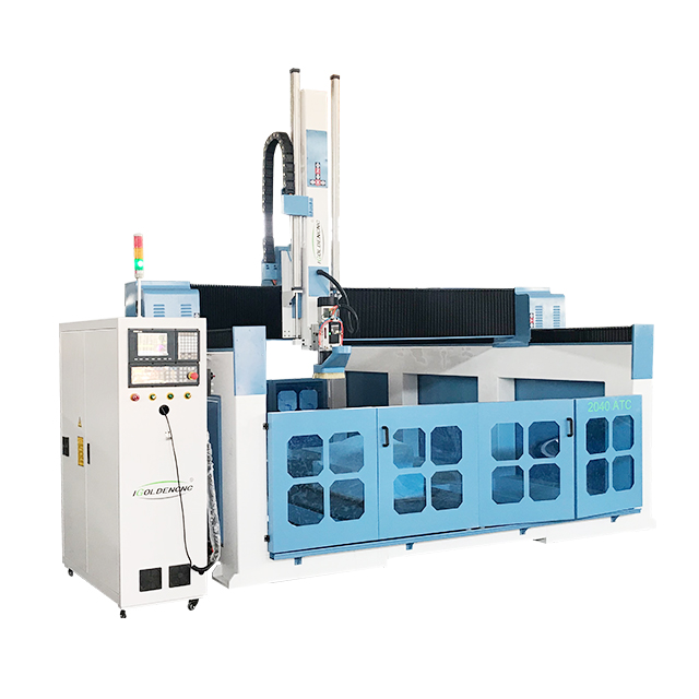 Foam Mold Cnc Router 4 Axis Atc Cnc Router 2030 2040 Eps Engraving Machine