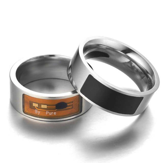 Magic Ring Wearable  Mobile Phones Smart Ring