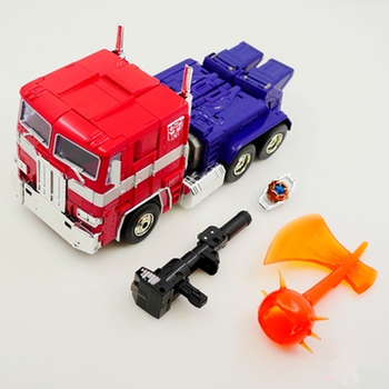 TAKARA TOMY Original Transformers MP10 Optimus Prime MP-10 Autobot Car Trucks Model Deformation Robot Toy Collectibles 2