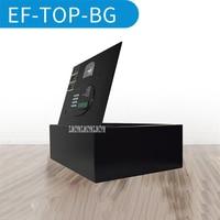 EF TOP BG Upper Cover Type Electronic Lock Security Door Safe Deposit Box Small Steel Hotel Guest Room Drawer Password Safe