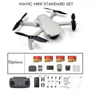 DJI Mavic Mini Drone 249g Ultralight MR1SS5 3-Axis Gimbal 2.7K Camera 30Minutes Flight Time 4km HD Video Transmission in stock