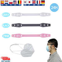 Mask Artifact 3 Pcs Adjustable Anti-slip Mask Ear Grips High Quality Extension Hook Face Masks Buckle Holder Accessories