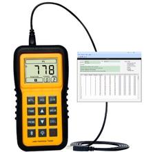 LM-100 portable rebound Lee hardness tester meter