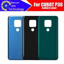 CUBOT P30 pokrywa baterii 100% oryginalny nowy trwały futerał na telefon komórkowy akcesoria do CUBOT P30