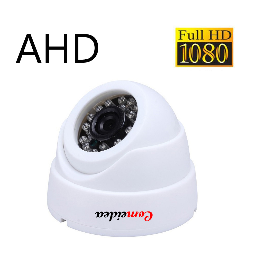 FULL HD 1080P AHD CCTV Mini Camera  CCTV Security AHD Dome Camera HD 2MP Night Vision Indoor Camera IR Cut Filter