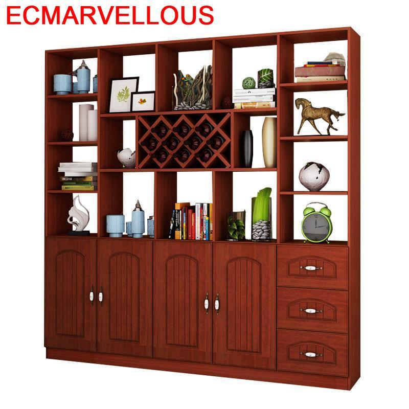 Meuble Hotel Mobili Per La Casa Shelves Meube Gabinete Salon Storage Table Shelf Commercial Furniture Mueble Bar Wine Cabinet