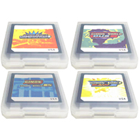 NINTENGAME DS Game Cartridge Console Card Digimon World Series English Language image