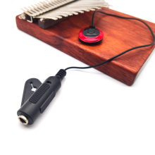 Violin-Instrument-Accessories Guitar Kalimba-Sound Ukulele Pickup Electric Microphone
