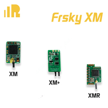 طائرة بدون طيار طراز D16 طراز FrSky ذات إضاءة فائقة 16CH XM XM + جهاز استقبال SBUS 6CH XMR PWM لأجهزة التحكم عن بُعد متعددة المراكز طراز D16