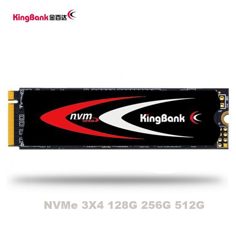 KingBank 128 ГБ 256 ГБ 240 ГБ M.2 2280 PCIE GEN NVMe 512 ГБ ПК настольный ноутбук сервер Внутренний ПК твердотельный накопитель SSD